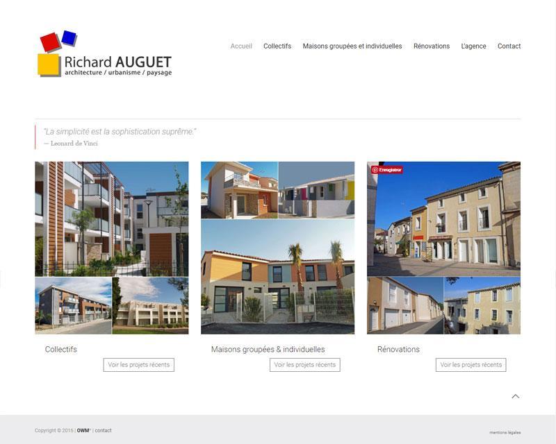 Création site web Mauguio
