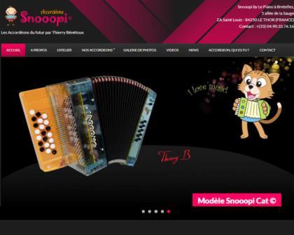 Webdesigner Avignon