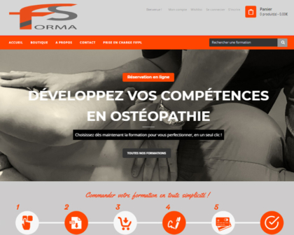 Exemple e-commerce Monpellier