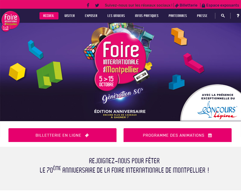 Conception site web montpellier