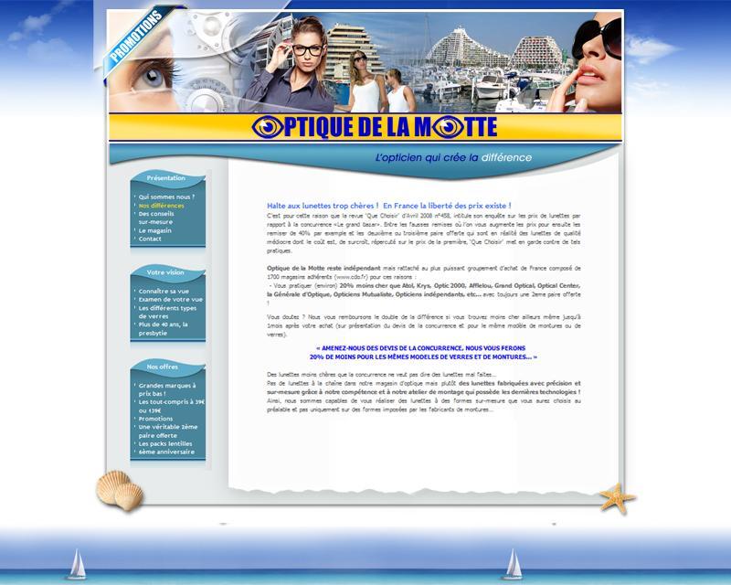 Webdesigner Montpellier